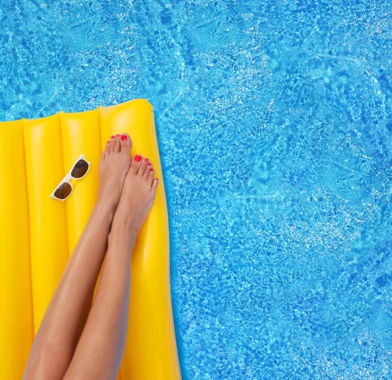 Verkleben Von Schwimmbadfolien Aus Pvc Weich Ruderer
